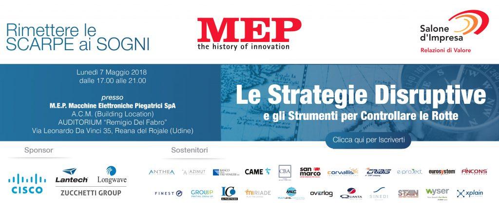 Overlog evento alla MEP Spa