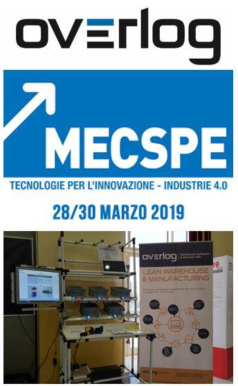 Overlog MECSPE 2019
