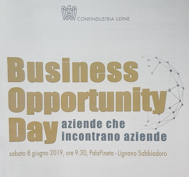 Blog e News: Business opportunity Day