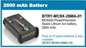 Batterie - Accessori