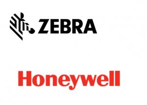 Loghi Zebra Honeywell