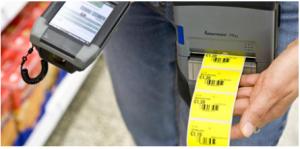Stampa etichette Honeywell