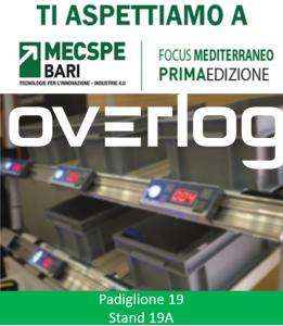 Blog e News: Overlog partecipa al MECSPE Bari