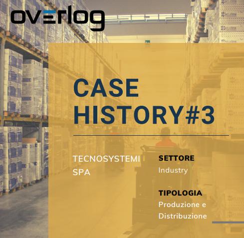 Blog e News: Case History Tecnosystemi