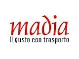 Madia Il gusto con trasporto - logo