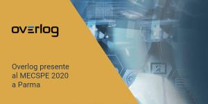 Overlog al MECSPE 2020