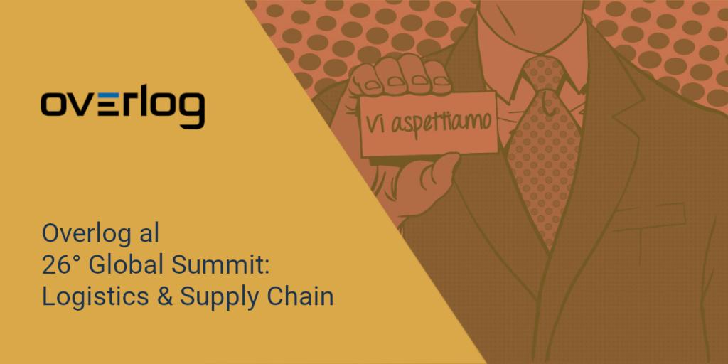 Overlog al 26 Global Summit Logistics & Supply Chain