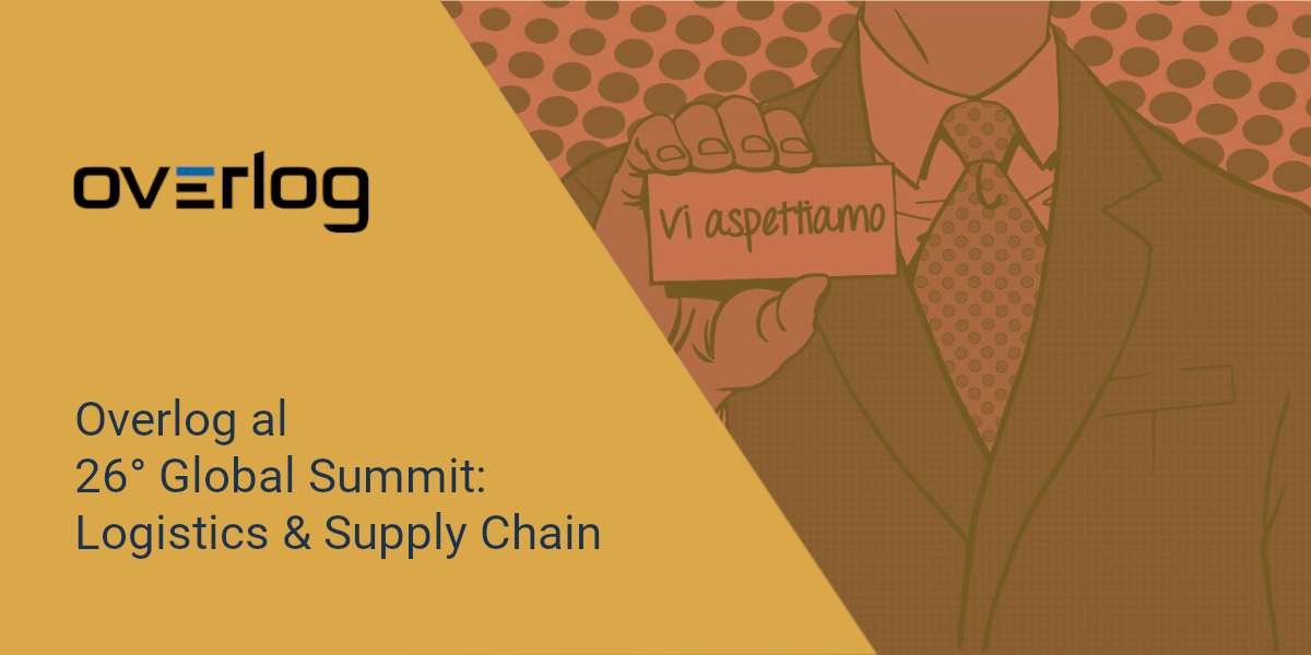 Overlog al 26 Global Summit Logistics & Supply Chain