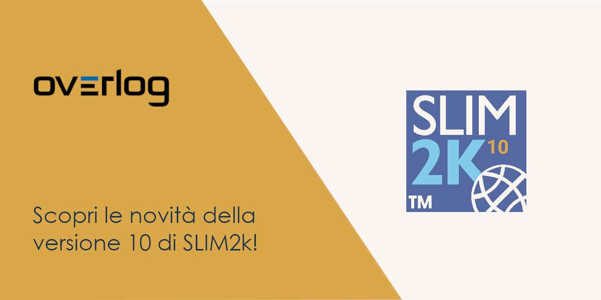 versione 10 di SLIM2k